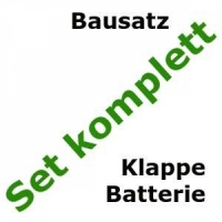 Set 2 batterie