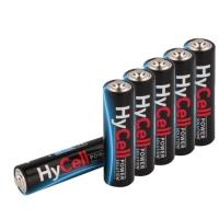 Batterien 6x Mignon AA